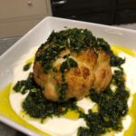 Middle Eastern cauliflower